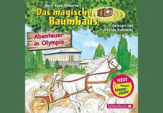 Das magische Baumhaus: Abenteuer in Olympia  - (CD)
