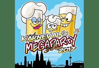 Karneval! - Karneval Megaparty 2017  - (CD)