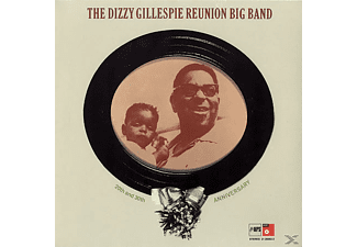 The Dizzy Gillespie Reunion Big Band - 20th And 30th Anniversary  - (CD)