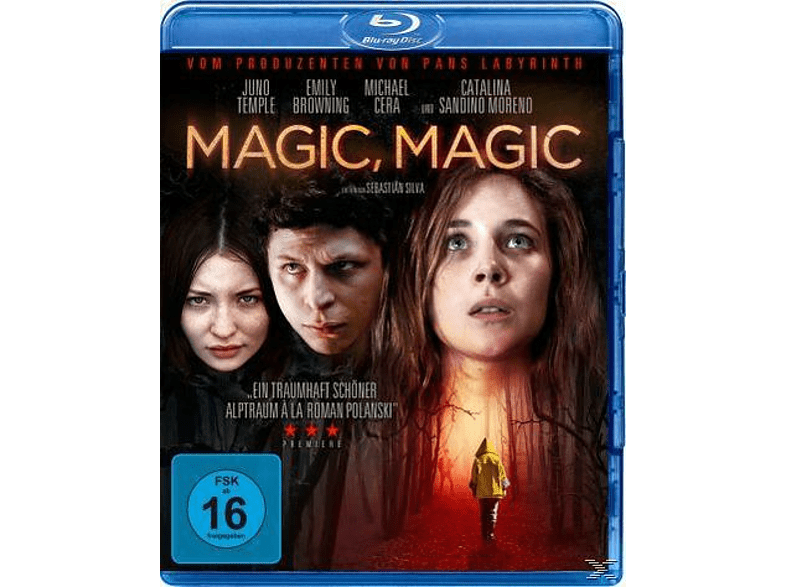 Magic Magic [Blu-ray]