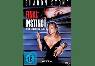 Final Instinct - Den Wahnsinn im Nacken DVD