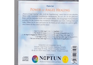 Hans Jur - The Power Of Angel Healing  - (CD)