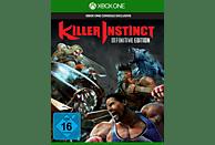 Killer Instinct: Definitive Edition [Xbox One]