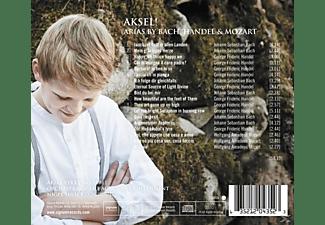 VARIOUS - Aksel !-Arien  - (CD)