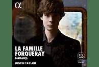 Justin Taylor - La Famille Forqueray-Portrait(s) [CD]