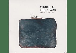 Riddle & The Stars - New Coastline  - (CD)