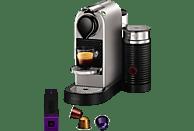 KRUPS XN760B Krups Nespresso New CitiZ & Milk Kapselmaschine Silber