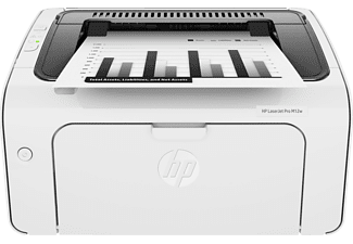 Impresora láser - HP Laserjet Pro M12W, Wi-Fi, USB 2.0, Hasta 5000 páginas