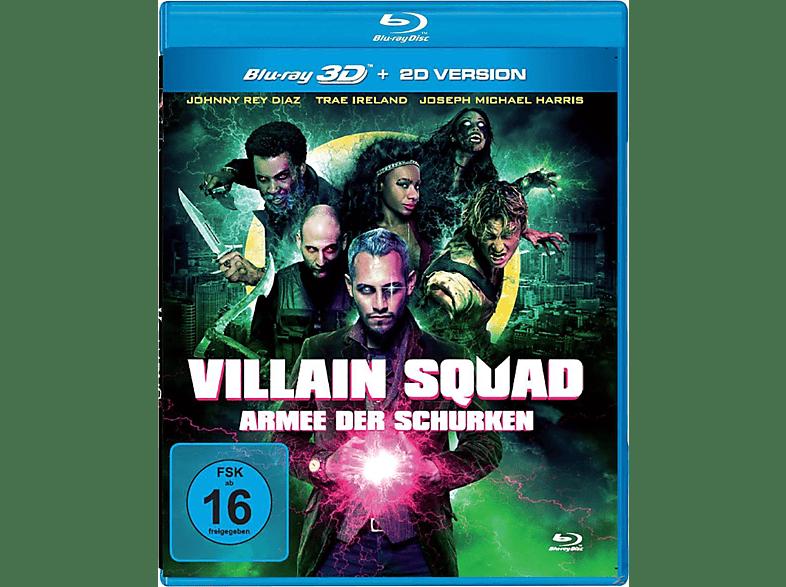 Villain Squad - Armee der Schurken [3D Blu-ray (+2D)]