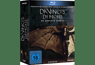Da Vinci's Demons - Die komplette Serie Blu-ray