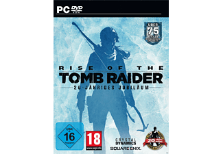 Rise of the Tomb Raider 20-Jähriges Jubiläum D1 Edition - PC
