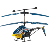 REVELL 23892 Helicopter Roxter R/C Spielzeughelicopter, Blau/Gelb
