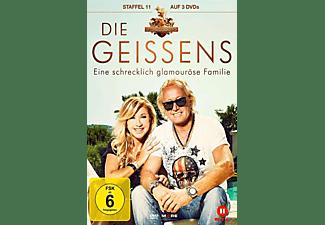 Die Geissens - Staffel 11 DVD