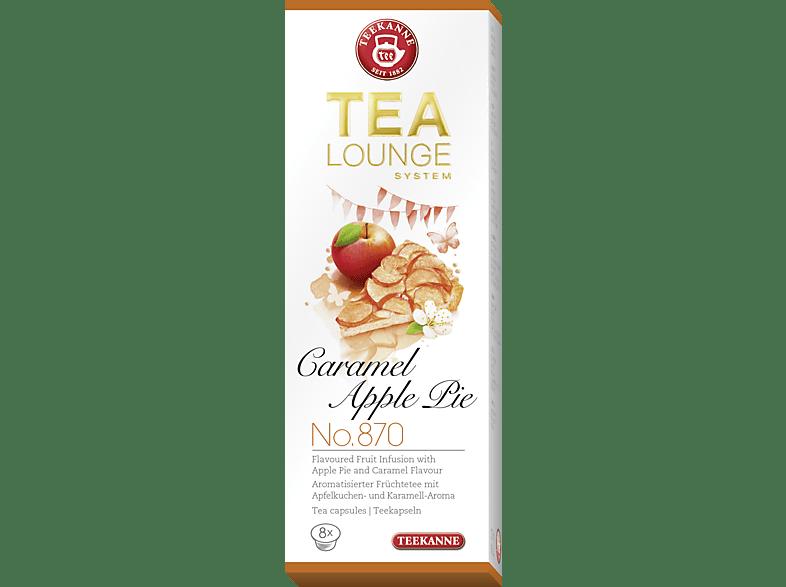 TEEKANNE 7282 Caramel Apple Pie No. 870 Teekapseln (Teekanne Tealounge System)