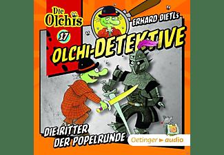 Erhard Dietl - Olchi-Detektive 17 - Die Ritter der Popelrunde  - (CD)