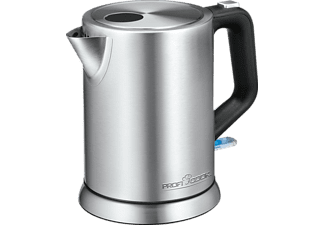 PROFI COOK PC-WKS 1106 Cordless 360° Wasserkocher, Edelstahl
