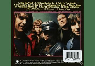 The Detroit Cobras - Mink, Rat Or Rabbit  - (CD)