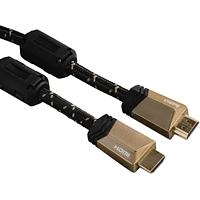 HAMA Premium, HDMI Kabel, 1.5 m
