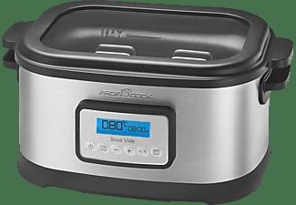 PROFI COOK PC-VS 1112  Sous-Vide (520 Watt, Schwarz/Edelstahl)