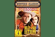 Billy The Kid Kehrt Zurück [DVD]