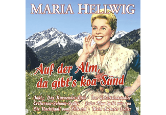 Maria Hellwig - Auf Der Alm,Da Gibt's Koa Sünd-27 Große Erfolge  - (CD)