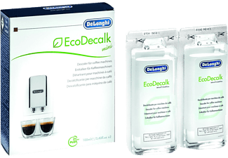 DELONGHI 55132960 Mini EcoDecalk Entkalker Transparent