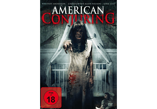 American Conjuring - The Linda Vista Project - (DVD)