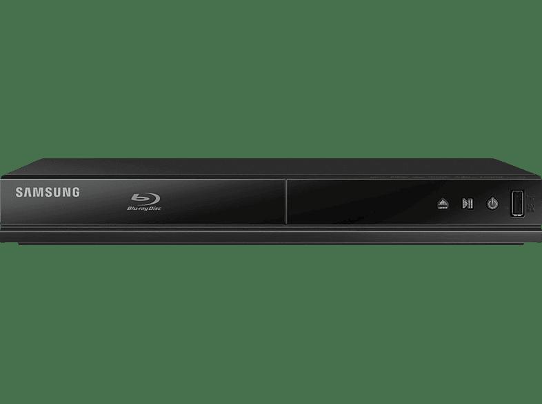 SAMSUNG BD-J4500R/EN Blu-ray Player (Schwarz)