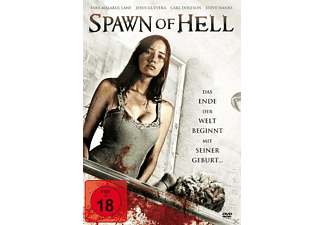 Spawn of Hell DVD