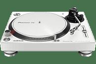PIONEER DJ PLX-500-W Plattenspieler Weiß