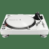 PIONEER DJ PLX-500-W Plattenspieler, Weiß