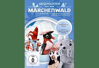 Unser Sandmännchen - 05 Geschichten aus dem Märchenwald  DVD