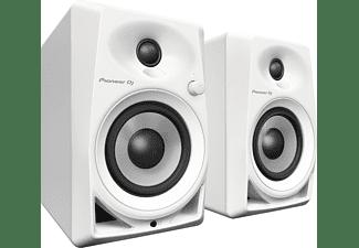 PIONEER DJ DM-40-W Monitor-Lautsprecher, Weiß