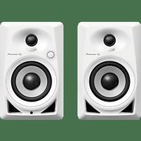 PIONEER DM-40-W Monitor-Lautsprecher (Weiß)