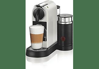 DELONGHI Nespresso EN 267 WAE Citiz & Milk Kapselmaschine Weiß