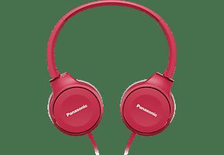 PANASONIC RP-HF100M, On-ear Kopfhörer Pink
