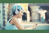 PANASONIC RP-HF100ME-P, On-ear Kopfhörer  Pink