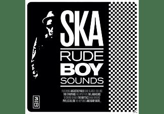 VARIOUS - Ska Rude Boy Sounds (Lim.Metalbox Ed)  - (CD)