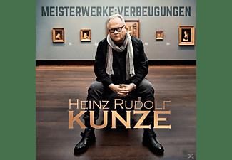 Heinz Rudolf Kunze - Meisterwerke Verbeugungen  - (CD)