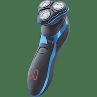 REMINGTON XR1470 HyperFlex Aqua Pro Rasierer Schwarz/Blau (ActiveContour XL)