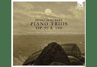Andreas Staier, Daniel Sepec, Roel Dieltiens - Klaviertrios  - (CD)