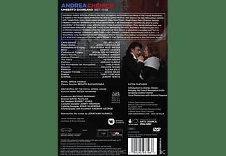 Jonas Kaufmann, Orchestra Of The Royal Opera House, Royal Opera Chorus, Eva-maria Westbroek, Zeljko Lucic - Andrea Chenier (Royal Opera House)  - (DVD)