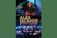 Alan Jackson - Keepin' It Country: Live At Red Rocks (DVD) [DVD]