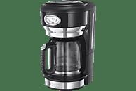 RUSSELL HOBBS 21701-56 Retro Classic Noir Kaffeemaschine Schwarz/Edelstahl