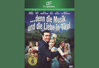 Denn die Musik und die Liebe in Tirol DVD