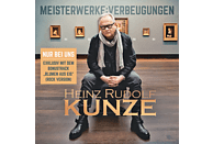 Heinz Rudolf Kunze - Meisterwerke: Verbeugungen (+ Exklusiver Bonus-Track) [CD]