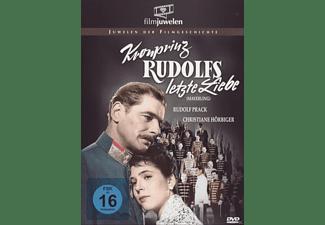 Kronprinz Rudolfs letzte Liebe DVD