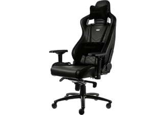 NOBLECHAIRS Epic Series Faux Leather Gamingstol - Svart