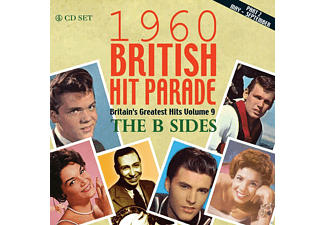 VARIOUS - The 1960 British Hit Parade:B Sides V2: May-Sept. - (CD)