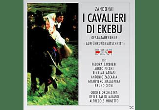 Coro E Orch.Sinf.Della RAI Di Milano - I Cavalieri Di Ekebu  - (CD)